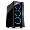 Εικόνα της Inter-Tech W-III RGB Black 4260455642620