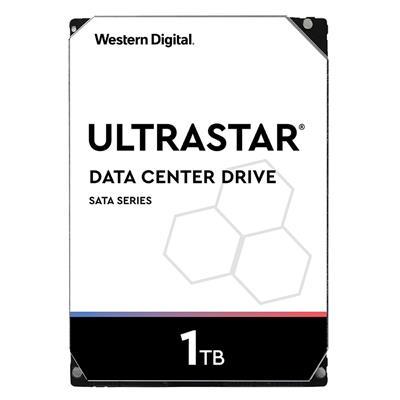 Εικόνα της Εσωτερικός Σκληρός Δίσκος Western Digital 1ΤΒ Ultrastar DC HA210 3.5'' 1W10001