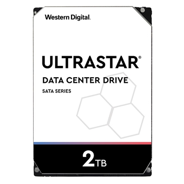 Εικόνα της Εσωτερικός Σκληρός Δίσκος Western Digital 2ΤΒ Ultrastar DC HA210 3.5'' 1W10002