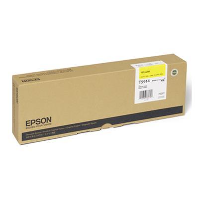 Εικόνα της Μελάνι Epson T5914 Yellow C13T591400