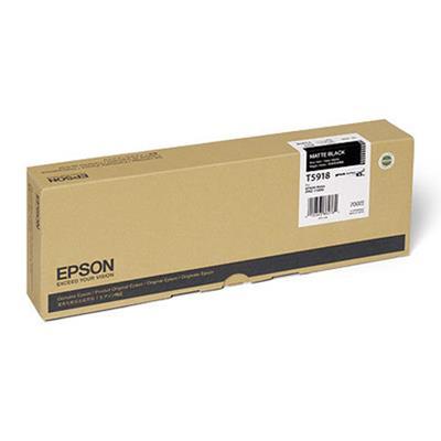 Εικόνα της Μελάνι Epson T5918 Matte Black C13T591800