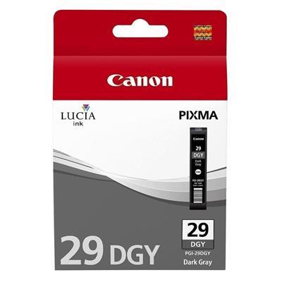 Εικόνα της Μελάνι Canon PGI-29DGY Dark Grey 4870B001