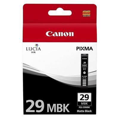 Εικόνα της Μελάνι Canon PGI-29MBK Matte Black 4868B001