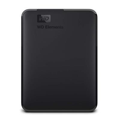 """Εικόνα της Εξωτερικός Σκληρός Δίσκος Western Digital Elements Portable USB 3.0 2.5"""" 2TB Black WDBU6Y0020BBK"""