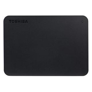 """Εικόνα της Εξωτερικός Σκληρός Δίσκος Toshiba Canvio Basics 2018 USB 3.0 2.5"""" 2TB Black HDTB420EK3AA"""