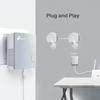 Εικόνα της Powerline Tp-Link PA411 v4 AV600 Nano Starter Kit