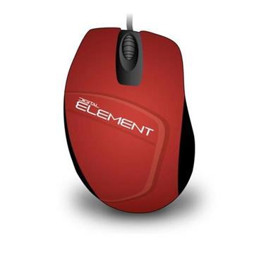 Εικόνα της Ποντίκι Element MS-30R Red
