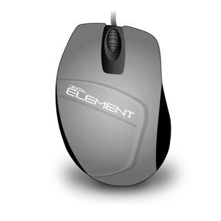 Εικόνα της Ποντίκι Element MS-30S Silver