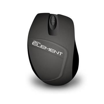 Εικόνα της Ποντίκι Element MS-165K Wireless Black