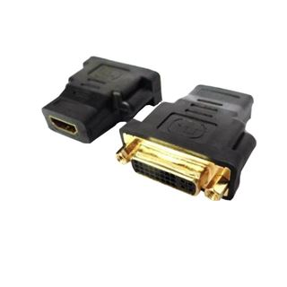 Εικόνα της Adapter Aculine HDMI(Female) to DVI-I(Female) AD-046