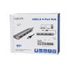 Εικόνα της Logilink USB 3.0 4-port Hub with Power Adapter UA0307