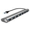 Εικόνα της Logilink USB 3.0 7-port Hub with Power Adapter UA0308