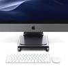 Εικόνα της Satechi iMac Aluminum Monitor Stand Hub Space Grey ST-AMSHM