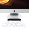 Εικόνα της Satechi iMac Aluminum Monitor Stand Hub Silver ST-AMSHS