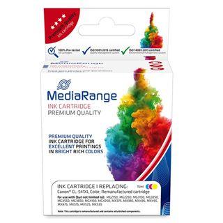 Εικόνα της Συμβατό Μελάνι Mediarange για Εκτυπωτές Canon CL-541XL Colour MRCC541CMYXL