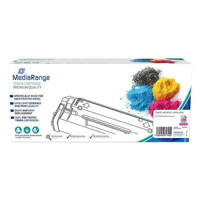 Εικόνα της Συμβατό Toner MediaRange για Εκτυπωτές HP 410X CF413X Magenta MRHPTCF413X
