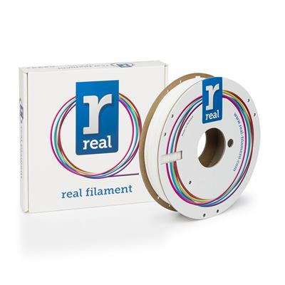 Εικόνα της Real PLA Filament 1.75mm Spool of 0.5Kg White