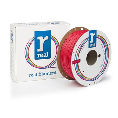 Εικόνα της Real Flex Filament 1.75mm Spool of 1Kg Red