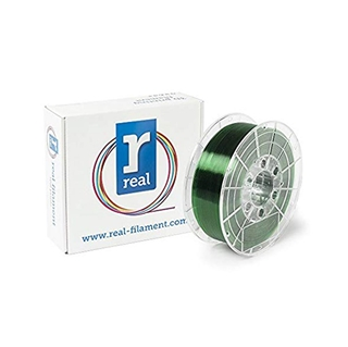 Εικόνα της Real PETG Filament 1.75mm Spool of 1Kg Translucent Green