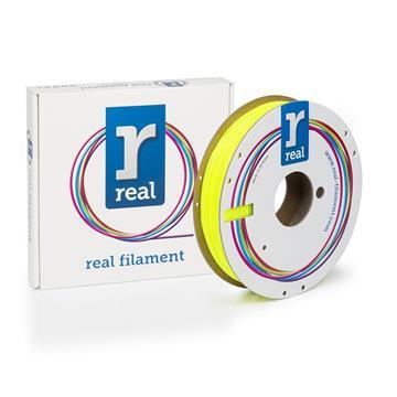 Εικόνα της Real PLA Filament 1.75mm Spool of 0.5Kg Fluorescent Yellow