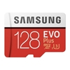 Εικόνα της Κάρτα Μνήμης MicroSDXC Class 10 Samsung Evo Plus UHS-I U3 128GB + SD Adapter MB-MC128GA