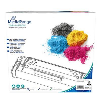 Εικόνα της Συμβατό Toner MediaRange για Εκτυπωτές HP 90X CE390X Black MRHPTCE390X