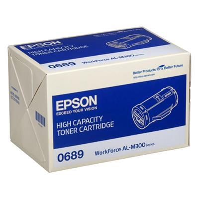 Εικόνα της Toner Epson S050689 Black HC C13S050689