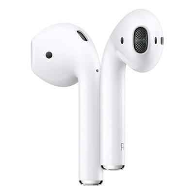 Εικόνα της Apple Airpods 2 with Charging Case 2019 White MV7N2TY/A