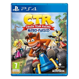 Εικόνα της Crash Team Racing: Nitro Fueled (PS4)