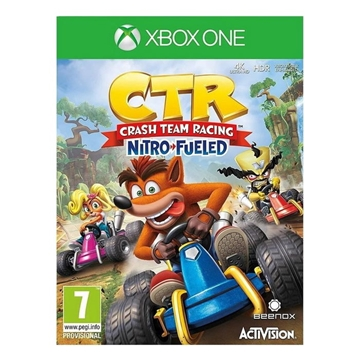 Εικόνα της Crash Team Racing: Nitro Fueled (XONE)