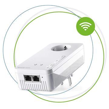 Εικόνα της Powerline Devolo Magic 1 WiFi Passthrough Single 8358