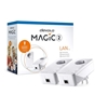 Εικόνα της Powerline Devolo Magic 2 LAN Passthrough Starter Kit 8267