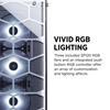 Εικόνα της Corsair Crystal 570X RGB Tempered Glass White CC-9011110-WW