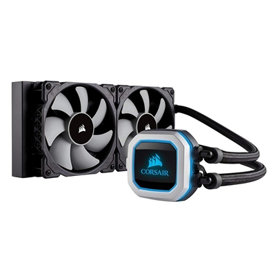 Εικόνα της Corsair Hydro Series H100i Pro RGB 240mm CW-9060033-WW