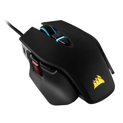 Εικόνα της Ποντίκι Corsair M65 RGB Elite Tunable FPS Black CH-9309011-EU