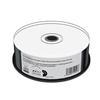 Εικόνα της CD-R 700MB 80' Inkjet Fullsurface Printable 52x MediaRange Cake Box 25 Τεμ Black Dye MR241
