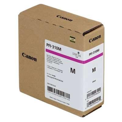 Εικόνα της Μελάνι Canon PFI-310M Magenta 2361C001