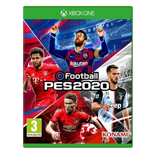 Εικόνα της eFootball Pro Evolution Soccer 2020 Standard Edition (XONE)