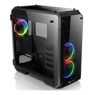 Εικόνα της Thermaltake View 71 RGB Tempered Glass CA-1I7-00F1WN-01