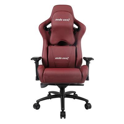 Εικόνα της Gaming Chair Anda Kaiser Premium Carbon Maroon AD12XL02-AB-PV/C-A04
