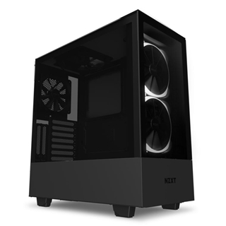 Εικόνα της NZXT H510 Elite Matte Black Tempered Glass Window CA-H510E-B1