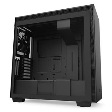 Εικόνα της NZXT H710i Matte Black Tempered Glass Window CA-H710i-B1