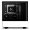 Εικόνα της NZXT H510 Elite Matte White Tempered Glass Window CA-H510E-W1
