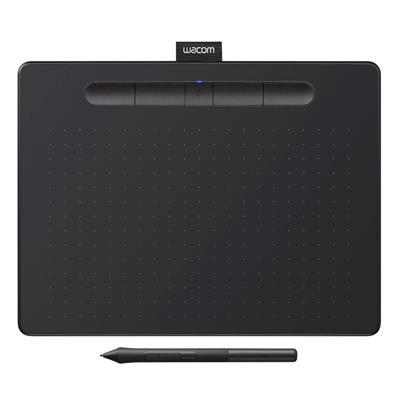 Εικόνα της Wacom Intuos M Bluetooth Black CTL-6100WLK