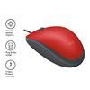 Εικόνα της Ποντίκι Logitech M110 Silent Red 910-005489