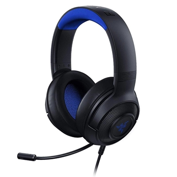 Εικόνα της Headset Razer Kraken X Console Edition Analog Black/Blue RZ04-02890200-R3M1