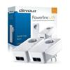 Εικόνα της Powerline Devolo dLAN 550 duo+ Passthrough Starter Kit 9303