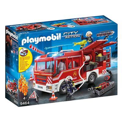 Εικόνα της Playmobil City Action - Πυροσβεστικό Όχημα 9464