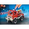 Εικόνα της Playmobil City Action - Όχημα Πυροσβεστικής με Τροχαλία Ρυμούλκησης 9466