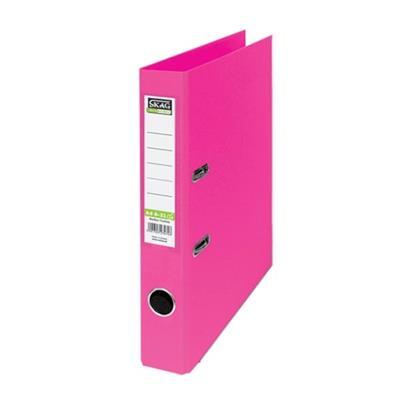 Εικόνα της Κλασέρ Αρχειοθέτησης Πλαστικό Skag 4/32 Ροζ